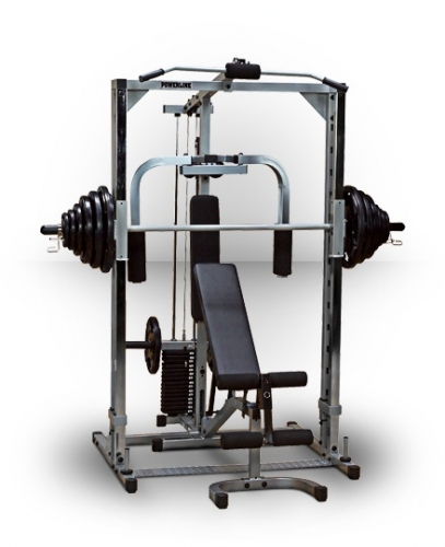 Fitnesszone powerline psm xs smith machine package
