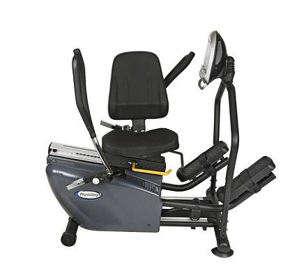 rolling seat exercise machine