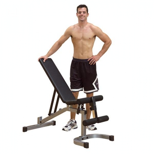 PowerLine Squat Rack PPS60X Optional FID Bench