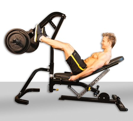 Powertec Workbench Levergym WB-LS15 Yellow | FitnessZone