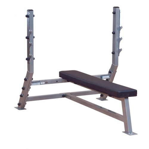 Pro ClubLine Flat Bench SFB349G