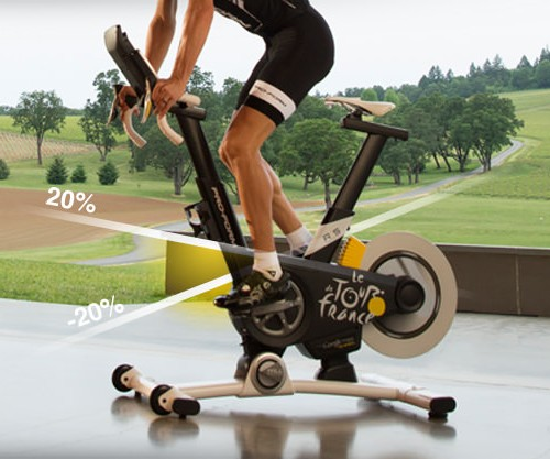 Proform Tour De France Centennial Bike-FREE MAT!