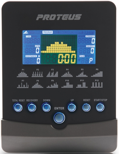 Proteus PAR-5500 Commercial Club Series ROWER