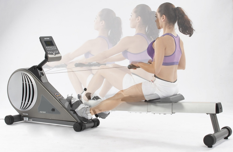 rowing machine commercial grade