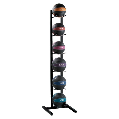 SPRI 6 Ball Xerball Rack