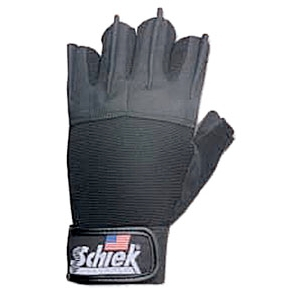 Schiek Platinum Gel Lifting Gloves Model 530