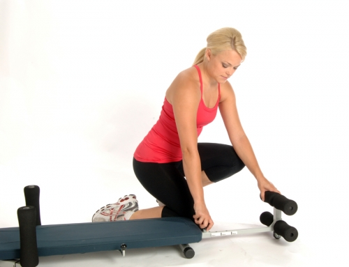 Stamina 55-1401 InLine Back Stretch Bench