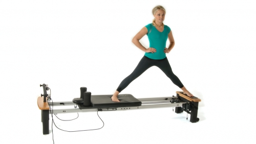 Stamina AeroPilates Pro XP 556 Pilates Table w/Rebounder