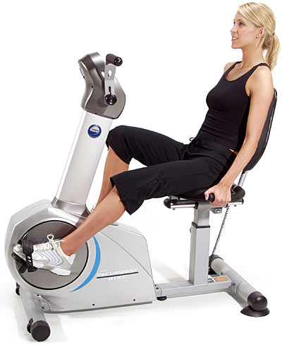 Stamina Elite Total Body Recumbent Bike 15-9100C