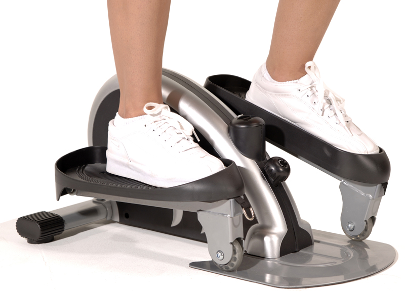 in motion exercise machine