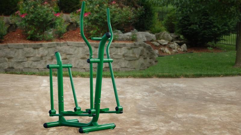 Stamina Outdoor Fitness Equipment Strength Equipment
