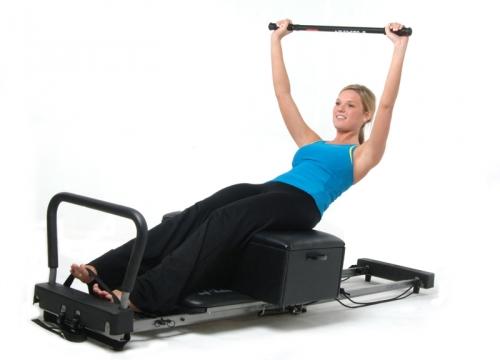 Stamina Pilates Box & Pole 05-0025