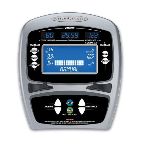 Vision S7100 Premier Elliptical
