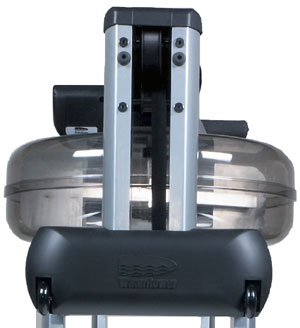 WaterRower M1 HiRise Rower with S4 Monitor