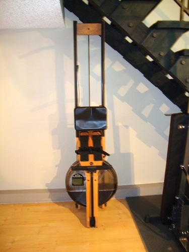 WaterRower Oxbridge Rower with S4 Monitor