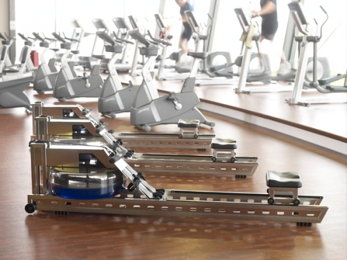 WaterRower S1 Stainless Steel Rower with S4 Monitor