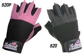 Women's Gel Lifting Gloves Model 520