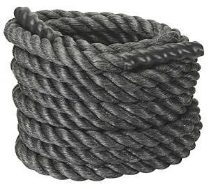 Body-Solid Fitness Training Ropes 13lbs