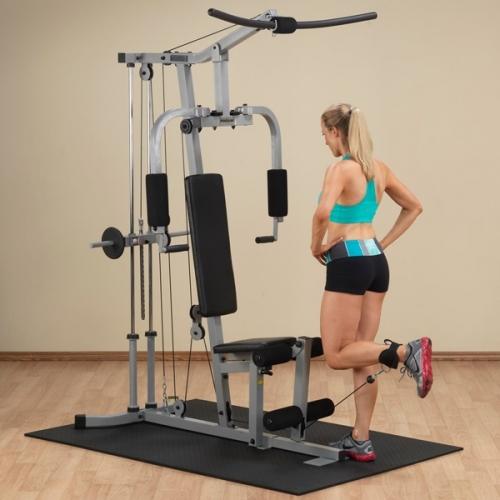 Body-Solid Powerline Hardcore Gym PHG1000X