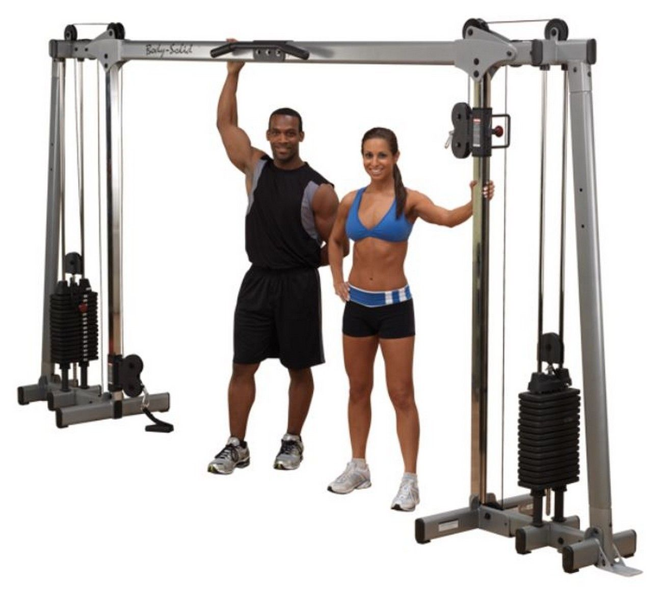 Body Solid Cable Crossover Gdcc250 Fitnesszone