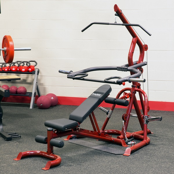 Body solid corner leverage gym package glgs p fitnesszone