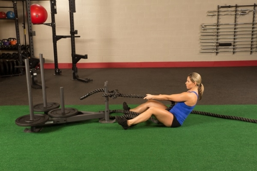 Body-Solid GWS100 Weight Sled