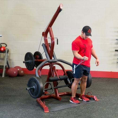 Body-Solid Corner Leverage Gym GLGS100