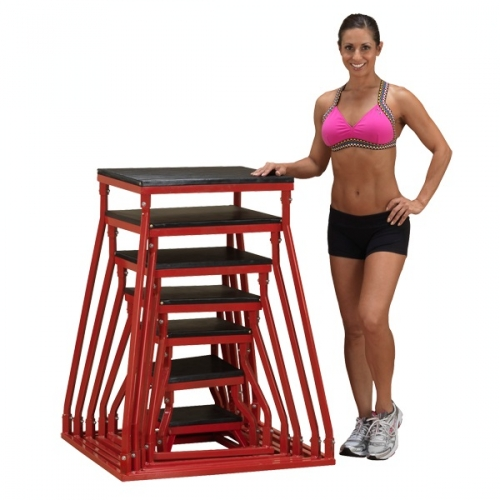 Body-Solid Plyo Box BSTPB