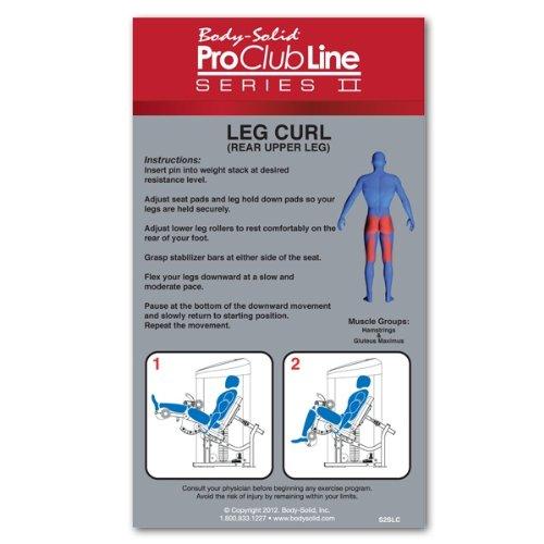 Body-Solid Series II Leg Curl