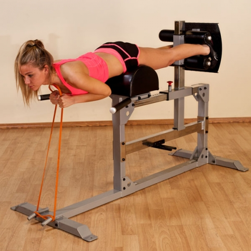 Body-Solid SGH500 Glute & Ham Developer