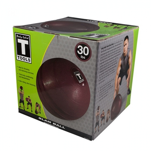 Body-Solid Fitness Slam Balls 30lbs