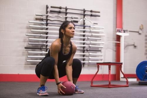 Body-Solid Fitness Slam Balls 25lbs