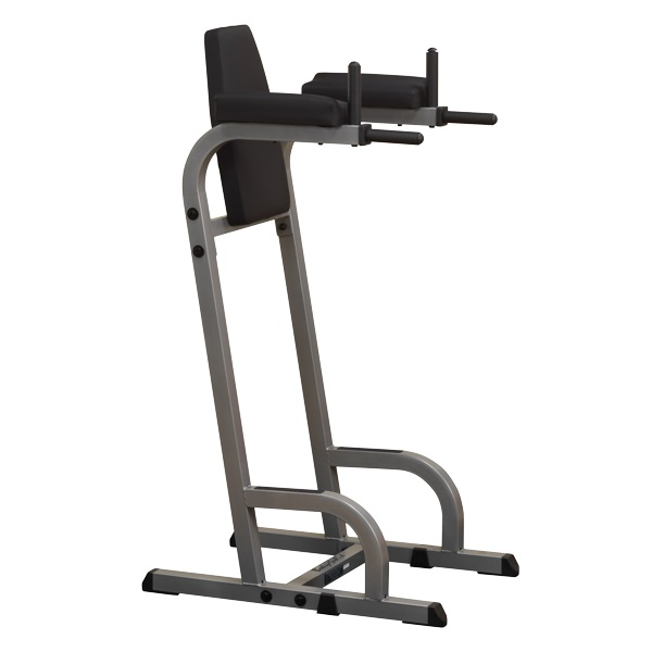 fitnesszone body solid gvkr60 vertical knee raise and dip. Black Bedroom Furniture Sets. Home Design Ideas