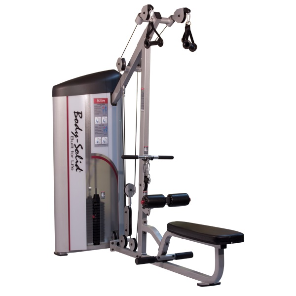 Body-Solid Pro Clubline Series II Lat/Pull S2LAT-2