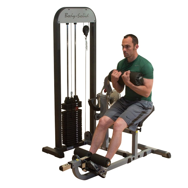 Body Solid Pro Select Ab And Back Gcab Stk Fitnesszone
