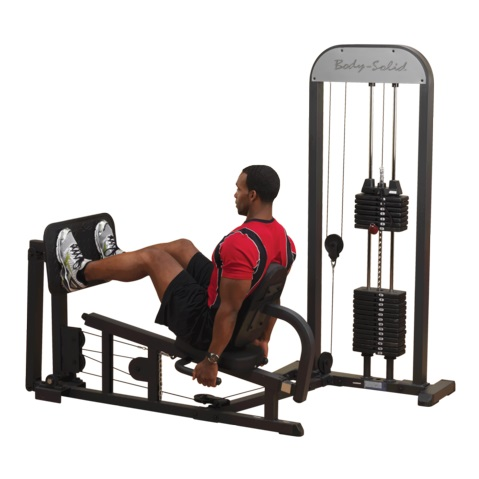 Body-Sold Pro-Select Leg & Calf Press GLP-STK
