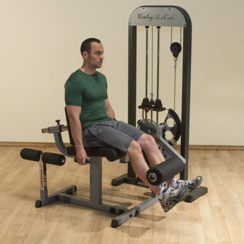 Body-Solid Pro-Select Leg Extension & Leg Curl GCEC-STK