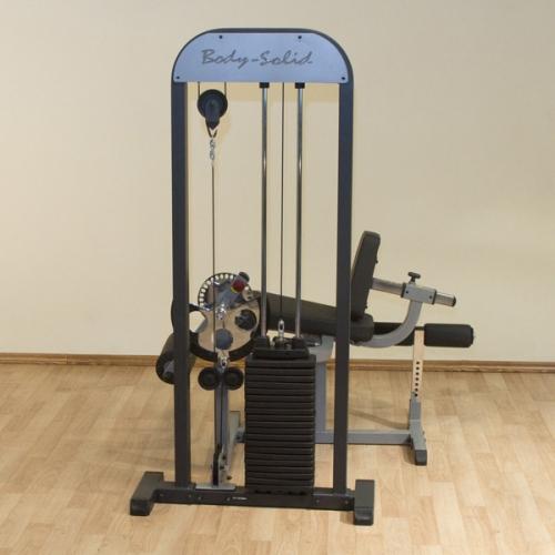 Body-Solid Pro-Select Leg Extension & Leg Curl GCEC-STK