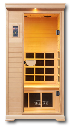 Clearlight Essential CE-1 One Person Far Infrared Sauna