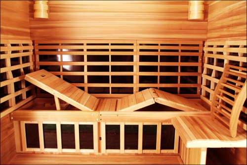 Clearlight IS-5 5 Person Infrared Premier Saunas