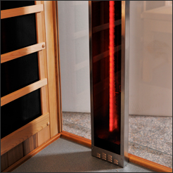 Clearlight Sanctuary 1 Full Spectrum 1 Person Infrared Sauna