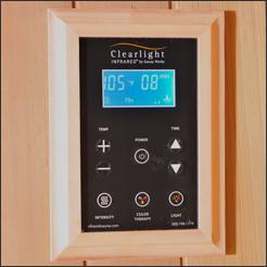 Clearlight Sanctuary 1 Full Spectrum 1 Person Infrared Sauna