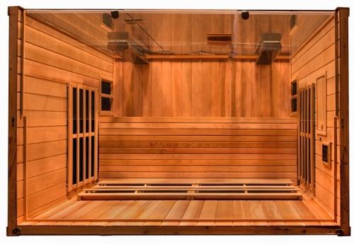 Clearlight Sanctuary 3 Full Spectrum 3 Person Infrared Sauna