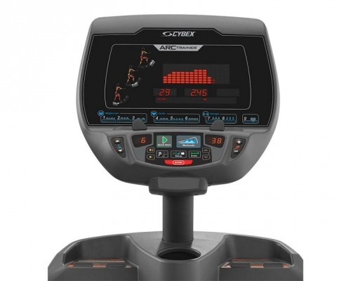 Cybex 625AT Total Body Arc Trainer with E3 Monitor