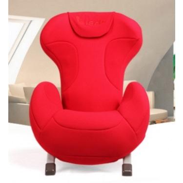 Dynamic Lower Body Toning Berkley Massage Chair-Red