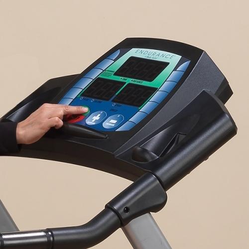 Endurance T50 Cardio Walking Treadmill