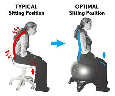 Evolution Chair