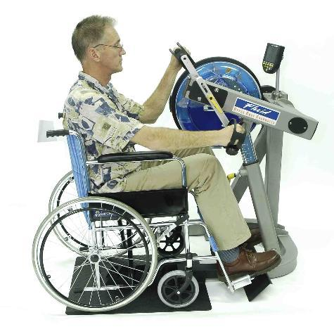 First Degree E-920 Upper Body Ergometer