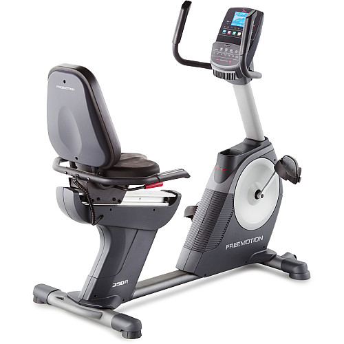 FreeMotion 350r Recumbent Bike