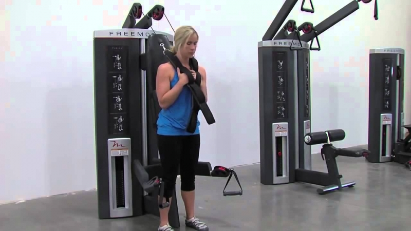 freemotion machine workouts